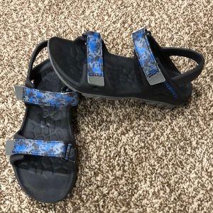 Merrell Camo Sandals